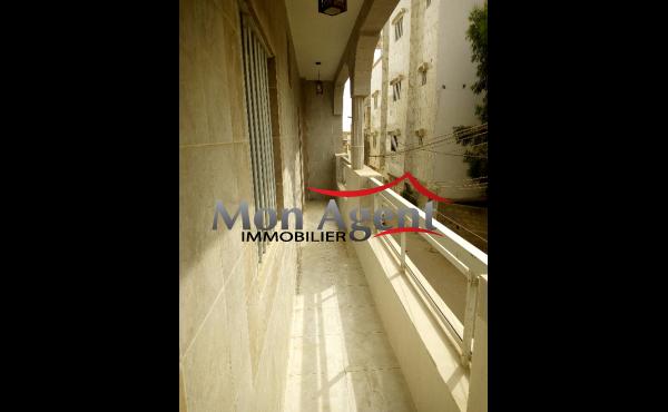 Appartement en location à Dakar Ouest foire